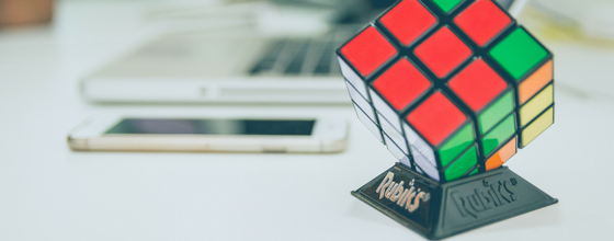 Why Business Is Like Solving A Rubik's Cube